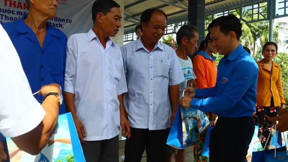 Khánh thành công trình nước sạch cho vùng hạn mặn Cà Mau - Ảnh 4.