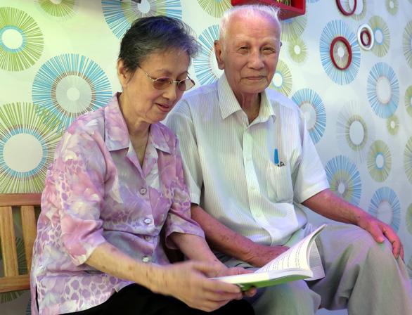 Nhà văn Trần Kim Trắc mất 49 ngày công chúng mới biết... - Ảnh 1.