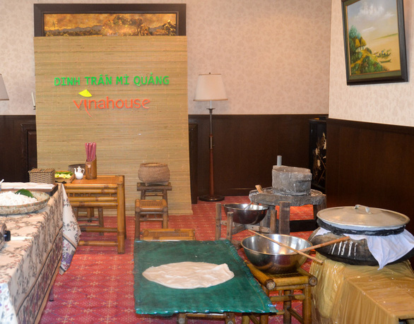 Quảng Nam có bảo tàng ẩm thực xứ Quảng đầu tiên - Ảnh 2.