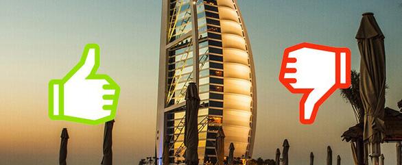 7 điều lưu ý khi đến UAE cổ vũ đội tuyển Việt Nam - Ảnh 1.