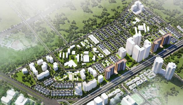 Bắc Ninh đổi đất làm đường, định giá đất rẻ như bèo - Ảnh 1.