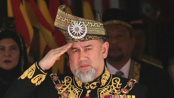 Vua Malaysia chính thức thoái vị - Ảnh 1.