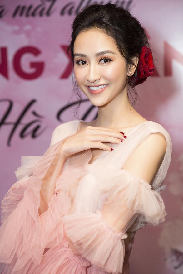 Hà Thu e dè giới thiệu album Nàng xuân - Ảnh 1.