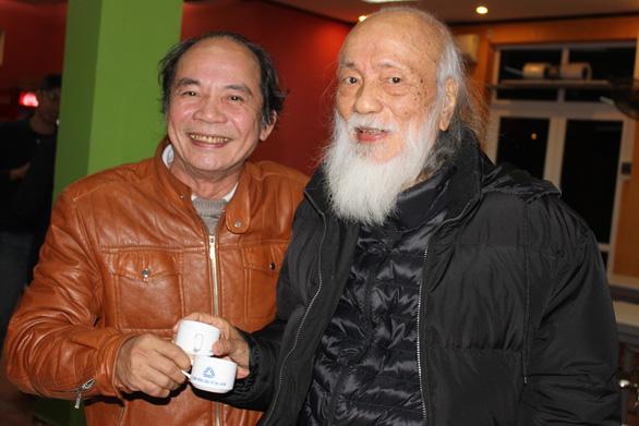 Nhà thơ, nhạc sĩ Nguyễn Trọng Tạo qua đời vì ung thư phổi - Ảnh 1.