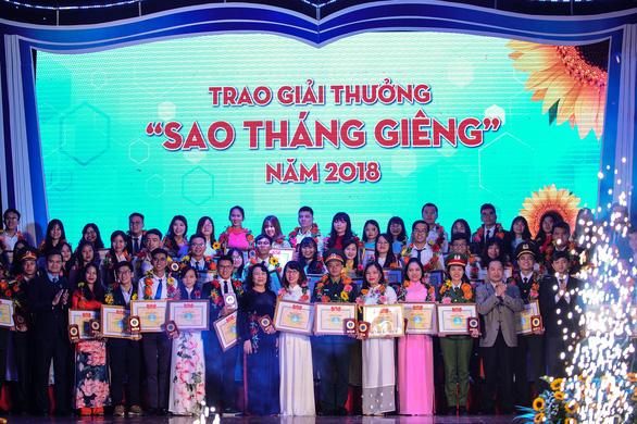 Năm 2018 đạt kỷ lục số lượng Sinh viên 5 tốt - Ảnh 4.