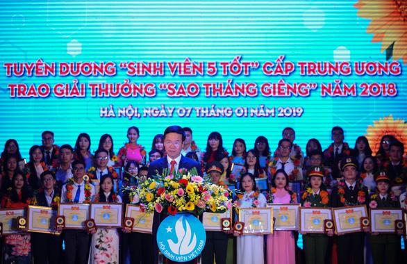 Năm 2018 đạt kỷ lục số lượng Sinh viên 5 tốt - Ảnh 3.