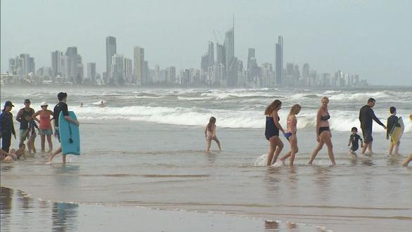Sứa độc tấn công bờ biển Úc, hơn chục ngàn người bị đốt - Ảnh 4.