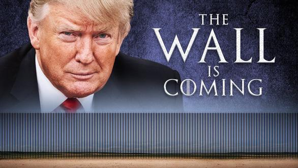 Ông Trump muốn bức tường nhưng sẽ được hàng rào? - Ảnh 1.