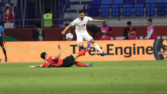 Philippines của HLV Eriksson bất lực trước Hàn Quốc - Ảnh 2.