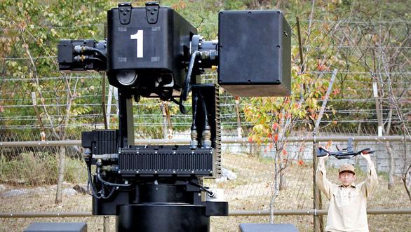 """Vũ khí sát thương tự động - kỳ 1: Robot và """"chiến tranh sạch"""" - Ảnh 3."""