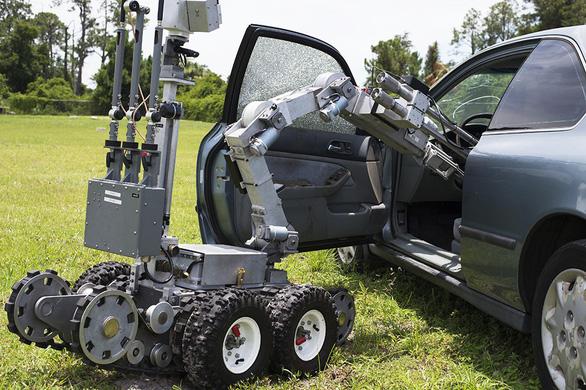 """Vũ khí sát thương tự động - kỳ 1: Robot và """"chiến tranh sạch"""" - Ảnh 1."""