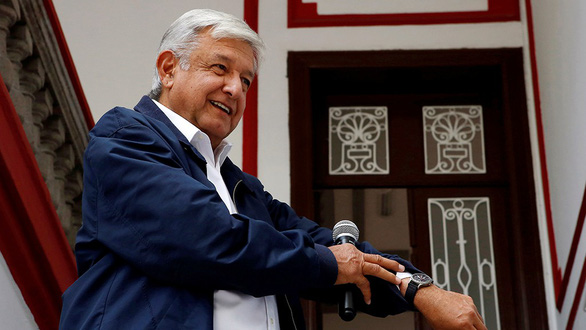 Vị tổng thống chỉ có 2 đô trong bóp mơ vực dậy Mexico - Ảnh 1.