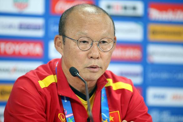 HLV Park: 'Việt Nam chơi ngang ngửa Iraq, sẽ tìm điểm trước Iran' - Ảnh 1.