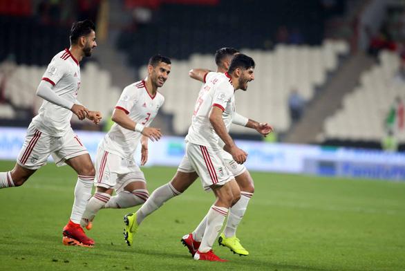 Đè bẹp Yemen 5-0, Iran gửi chiến thư đến tuyển Việt Nam - Ảnh 1.