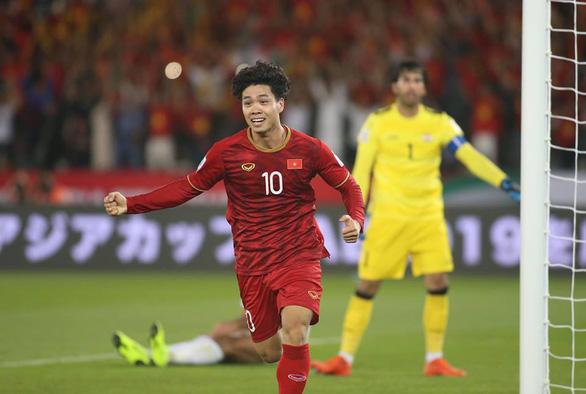 Công Phượng thắng tuyệt đối Bàn thắng đẹp nhất vòng 16 đội - Ảnh 2.