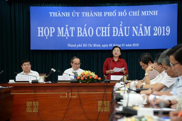 Bí thư Nguyễn Thiện Nhân: Cán bộ bị xử lý, uy tín TP.HCM bị ảnh hưởng - Ảnh 1.