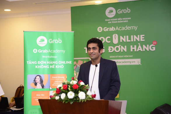 Kinh doanh online cùng GrabAcademy - Ảnh 2.