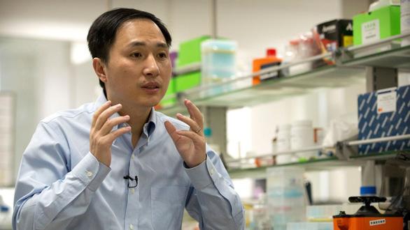 Án tử lơ lửng trên đầu nhà khoa học Trung Quốc chỉnh sửa gen  - Ảnh 1.