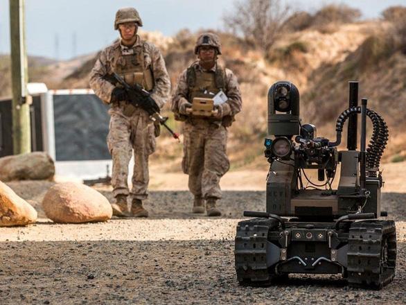 Vũ khí sát thương tự động - Kỳ 2: 30% quân đội Mỹ sẽ là robot - Ảnh 2.