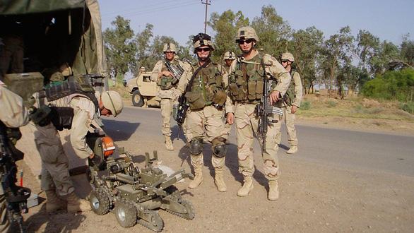 Vũ khí sát thương tự động - Kỳ 2: 30% quân đội Mỹ sẽ là robot - Ảnh 1.