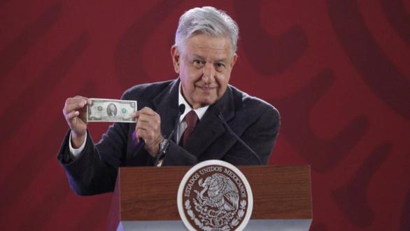 Vị tổng thống chỉ có 2 đô trong bóp mơ vực dậy Mexico - Ảnh 2.