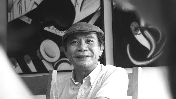 Nhà thơ, nhạc sĩ Nguyễn Trọng Tạo: Mai sau tôi chết trong thơ... - Ảnh 1.
