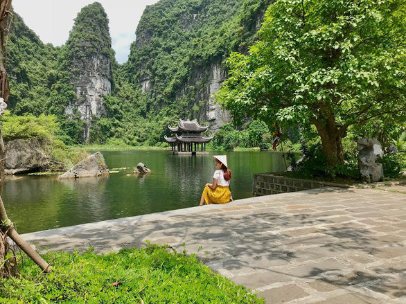 Về núi rừng hùng vĩ ở cố đô Ninh Bình - Ảnh 10.