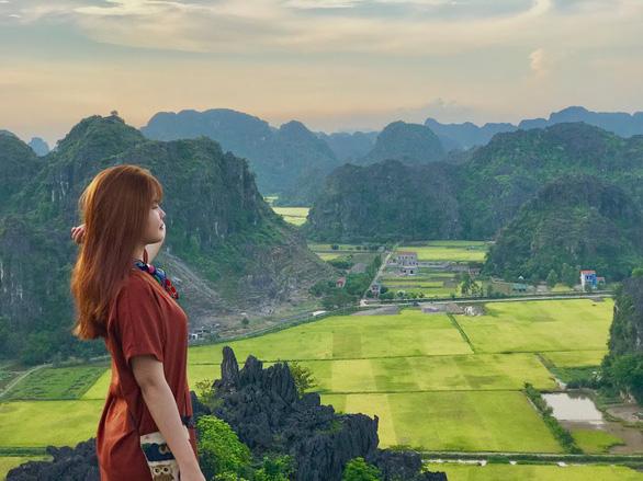 Về núi rừng hùng vĩ ở cố đô Ninh Bình - Ảnh 5.