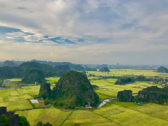 Về núi rừng hùng vĩ ở cố đô Ninh Bình - Ảnh 6.