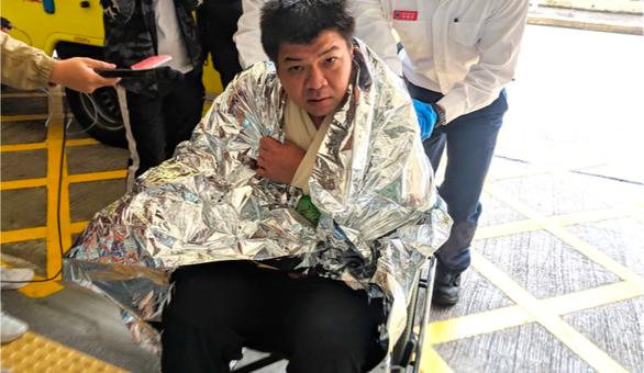 Tàu dầu Việt cháy ở Hong Kong: Chữa cháy vô cùng nguy hiểm - Ảnh 6.