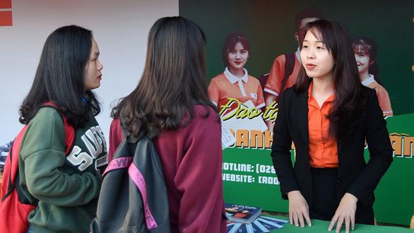 TP.HCM: thông báo cho học sinh về Ngày hội tư vấn tuyển sinh - Ảnh 1.