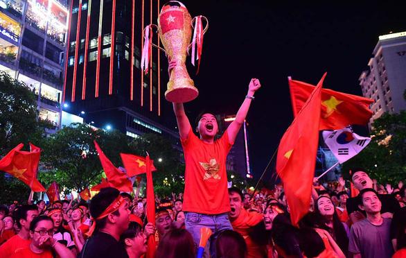 Hi vọng có nhiều giải pháp giúp bóng đá Việt Nam phát triển - Ảnh 1.
