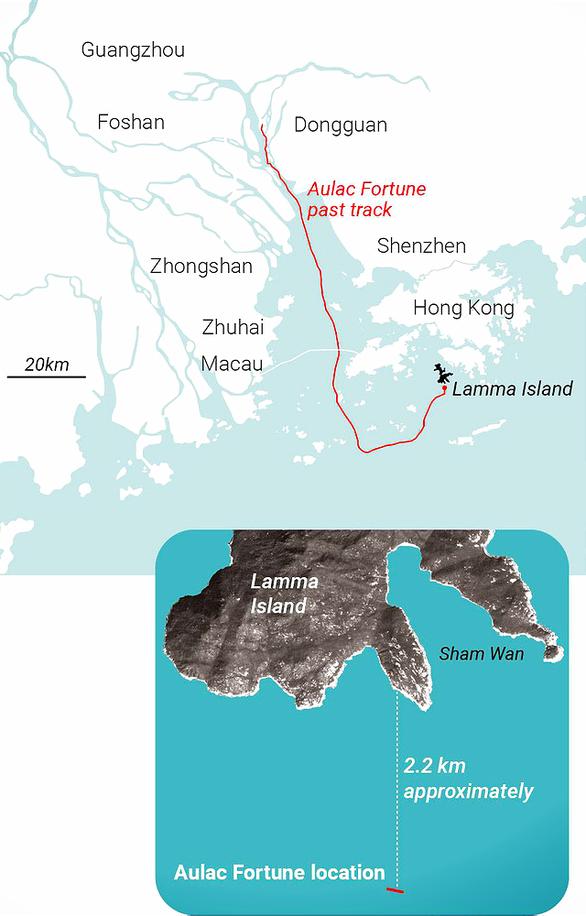 Xác định danh tính thuyền viên thương vong vụ cháy tàu Aulac Fotune - Ảnh 2.