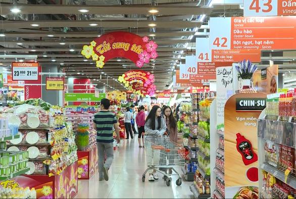 Đại siêu thị Co.opXtra thứ 2 tại quận Thủ Đức sắp khai trương - Ảnh 1.