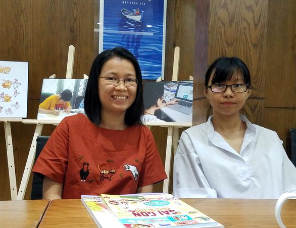 Sóc và bồ câu cùng độc giả nhí khám phá Sài Gòn của em - Ảnh 3.