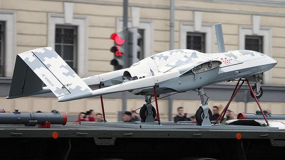 Vũ khí sát thương tự động - Kỳ 3: Máy bay và xe tăng không người lái của Nga - Ảnh 1.