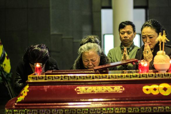 Lễ viếng nhà thơ Nguyễn Trọng Tạo: Mừng bác lên tiên! - Ảnh 4.