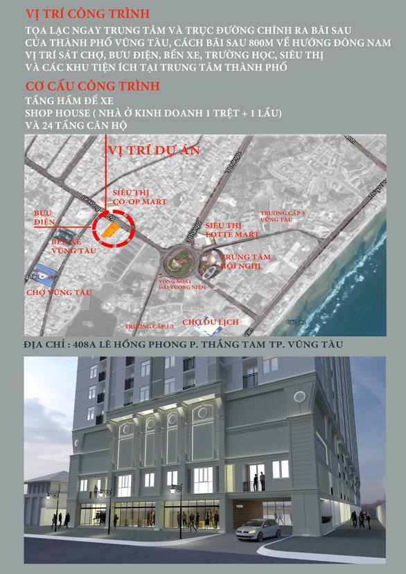 Sơn Thịnh 3 - căn hộ thương mại đắc địa tại Vũng Tàu - Ảnh 2.