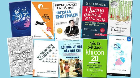 Top 10 sách truyền cảm hứng sáng tạo cho giới trẻ - Ảnh 1.