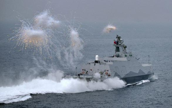 Đài Loan tuyên bố tập trận kiểu mới để chống Trung Quốc - Ảnh 1.