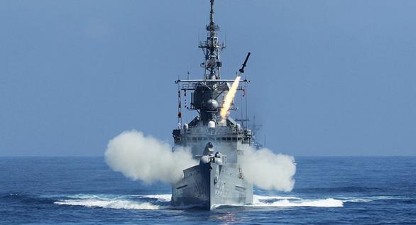 Đài Loan tuyên bố tập trận kiểu mới để chống Trung Quốc - Ảnh 3.
