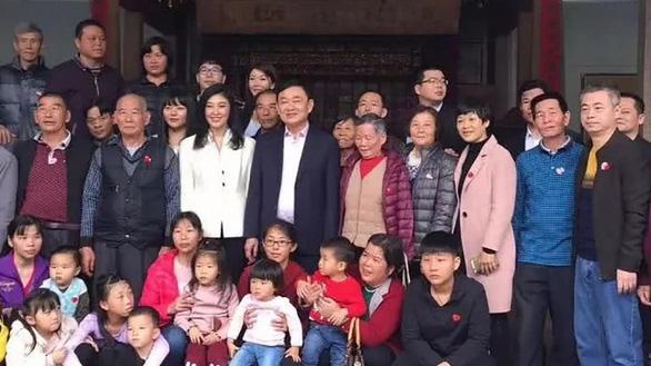 Bà Yingluck làm chủ tịch công ty cảng Trung Quốc - Ảnh 2.