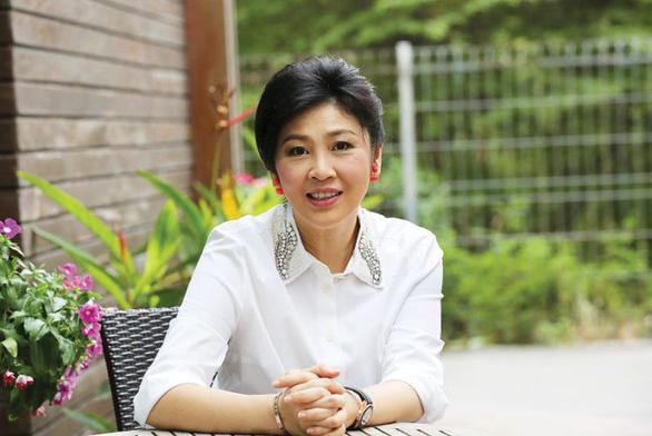 Bà Yingluck làm chủ tịch công ty cảng Trung Quốc - Ảnh 1.