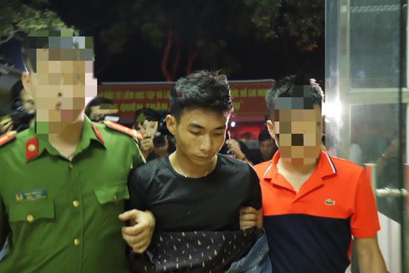Vụ sát hại nam sinh chạy Grab: nghi phạm khai không biết đang bị truy bắt - Ảnh 3.