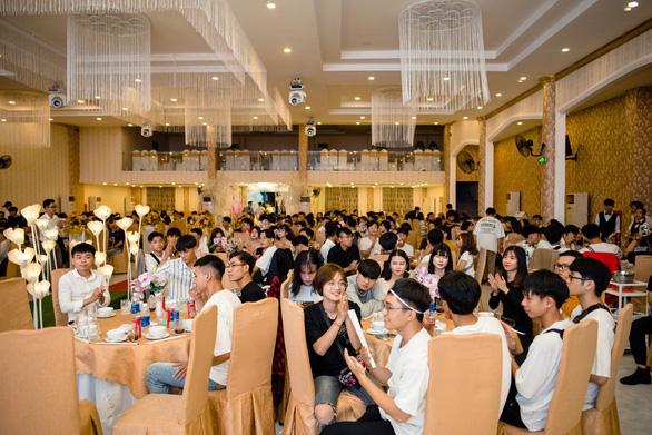 Đại học Duy Tân chào đón tân sinh viên Khoa kiến trúc & mỹ thuật - Ảnh 7.