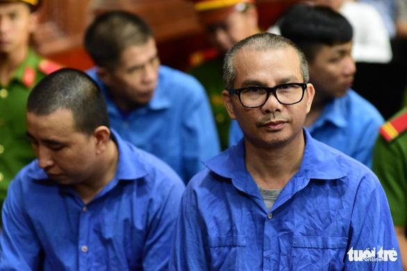 Phan Hữu Hiệu cùng 8 đồng phạm buôn ma túy xuyên quốc gia hầu tòa - Ảnh 2.
