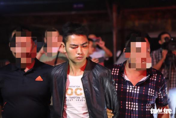 Vụ sát hại nam sinh chạy Grab: nghi phạm khai không biết đang bị truy bắt - Ảnh 2.