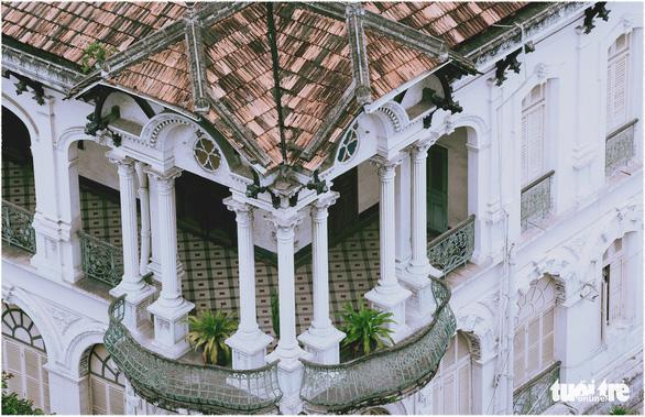 16 biệt thự cũ tuyệt đẹp ở hai quận 1, 3 cần được bảo vệ nguyên trạng - Ảnh 2.