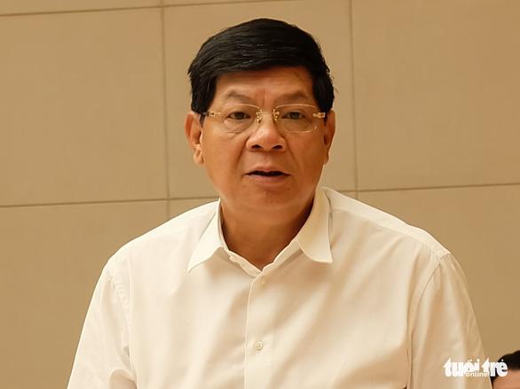 Vụ giao đất cho người nhà: Được lãnh đạo Hà Nội đồng ý chủ trương - Ảnh 1.