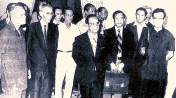 Bút ký Nguyễn Hữu Hạnh - Kỳ cuối: Ngày lịch sử - Ảnh 5.